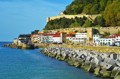 San Sebastian, Spain Royalty Free Stock Images