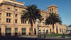San Sebastian Spain City Building Royalty-vrije Stock Afbeelding