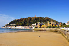 San Sebastian, Spain Stock Photos
