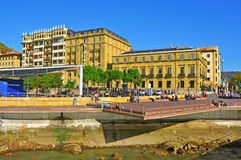 San Sebastian, Spain Stock Photography