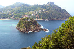 San Sebastian. Spain. Stock Images