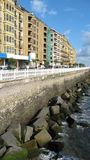 San Sebastian, Spanje Royalty-vrije Stock Foto