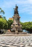 San Sebastian Square in Manaus downtown, Brazil Royalty Free Stock Photo