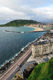 San Sebastian Royalty Free Stock Photography