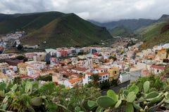 San Sebastiande-La Gomera Lizenzfreie Stockfotos