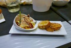 San Sebastien Market Breakfast Immagini Stock