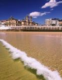 San Sebastián Foto de archivo libre de regalías