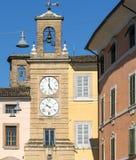 SAN Severino Marche (Ιταλία) Στοκ φωτογραφία με δικαίωμα ελεύθερης χρήσης