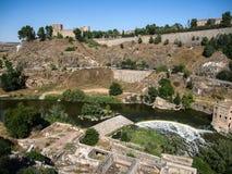 San Silvestre castle, Toledo, Castilla la Mancha, Spain Royalty Free Stock Photos