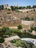 San Silvestre castle, Toledo, Castilla la Mancha, Spain Stock Photography