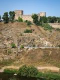 San Silvestre castle, Toledo, Castilla la Mancha, Spain Royalty Free Stock Photography