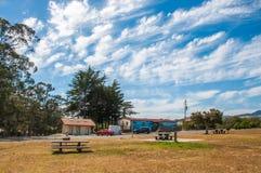 San Simeon, Środkowy Kalifornia zdjęcia royalty free