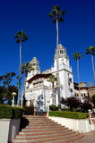 San Simeon, CA: The Hearst Castle Stock Photo