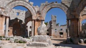 San Simeon. Syria Royalty Free Stock Photos