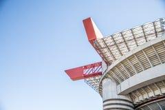 San Siro Arena, Mailand Lizenzfreie Stockfotos