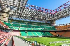 San Siro Arena, Mailand Stockbild