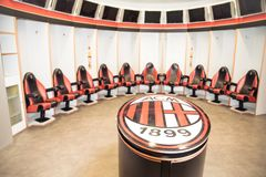 San Siro arena,Milan Stock Photos