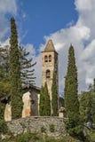 San Siro i Val Cavedine Royaltyfri Foto