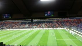 San Siro Mailand Stadion Italien Schweden stockfoto