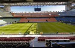 San Siro stadion Royaltyfria Bilder