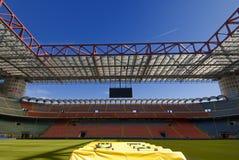San Siro stadion Royaltyfri Fotografi