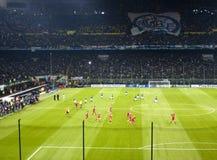 San Siro stadion Royaltyfri Foto