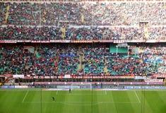 San Siro stadion Arkivbild