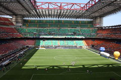 San Siro Stadium Royalty Free Stock Image