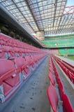San Siro Stadium Fotografie Stock Libere da Diritti
