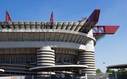 San siro stadium in Milan Stock Image