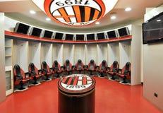 San siro stadium, in Milan royalty free stock images