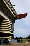 San Siro stadium in Milan, 2014 stock image