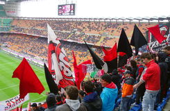 San Siro Stadium Stock Photography