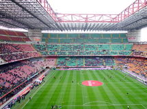 San Siro Stadium Stock Images