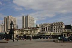 San Sophia Cathedral Plaza Fotografia Stock Libera da Diritti