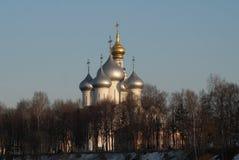 San Sophia di Cremlino di Vologda Fotografie Stock Libere da Diritti