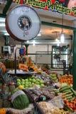 San Telmo Covered Market Royalty Free Stock Image