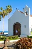 San Telmo eremitboning, Tenerife royaltyfri foto