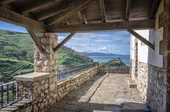 San Telmo Hermitage, España foto de archivo libre de regalías