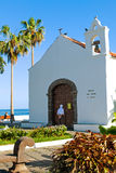 San Telmo Hermitage, Tenerife Royalty Free Stock Photo