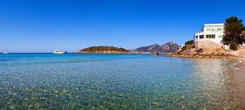 San Telmo, Mallorca Lizenzfreies Stockbild