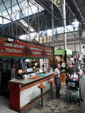 San Telmo Market Royalty Free Stock Photos