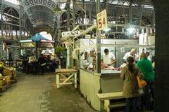 San Telmo Market, Buenos Aires Stock Image