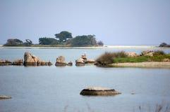 San Teodoro Pond stock photo