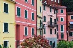 San Terenzo, Italy Stock Images