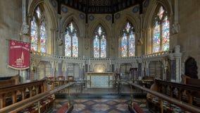 San Thomas Church High Altar A Immagine Stock