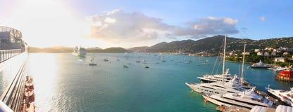 San Tomas Island Fotografie Stock