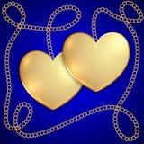 San Valentine Greeting Card di vettore Immagine Stock Libera da Diritti
