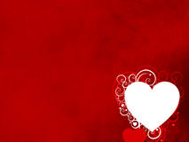 San valentine hearts background Stock Photography