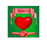 San Valentino Fotografia Stock